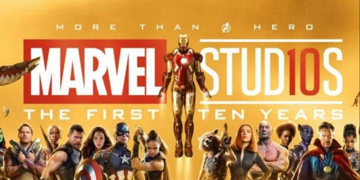Marvel Studios y los increíbles posters para celebrar 10 años de universo cinematográfico
