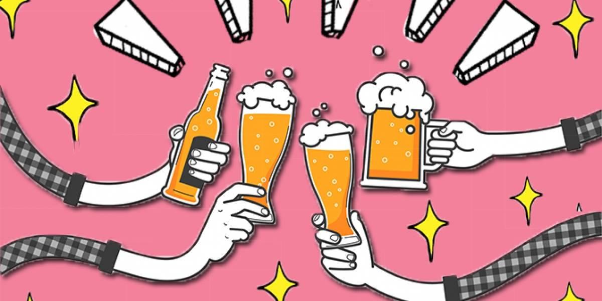 Beber cerveza después del trabajo alarga la vida y rejuvenece, según la ciencia