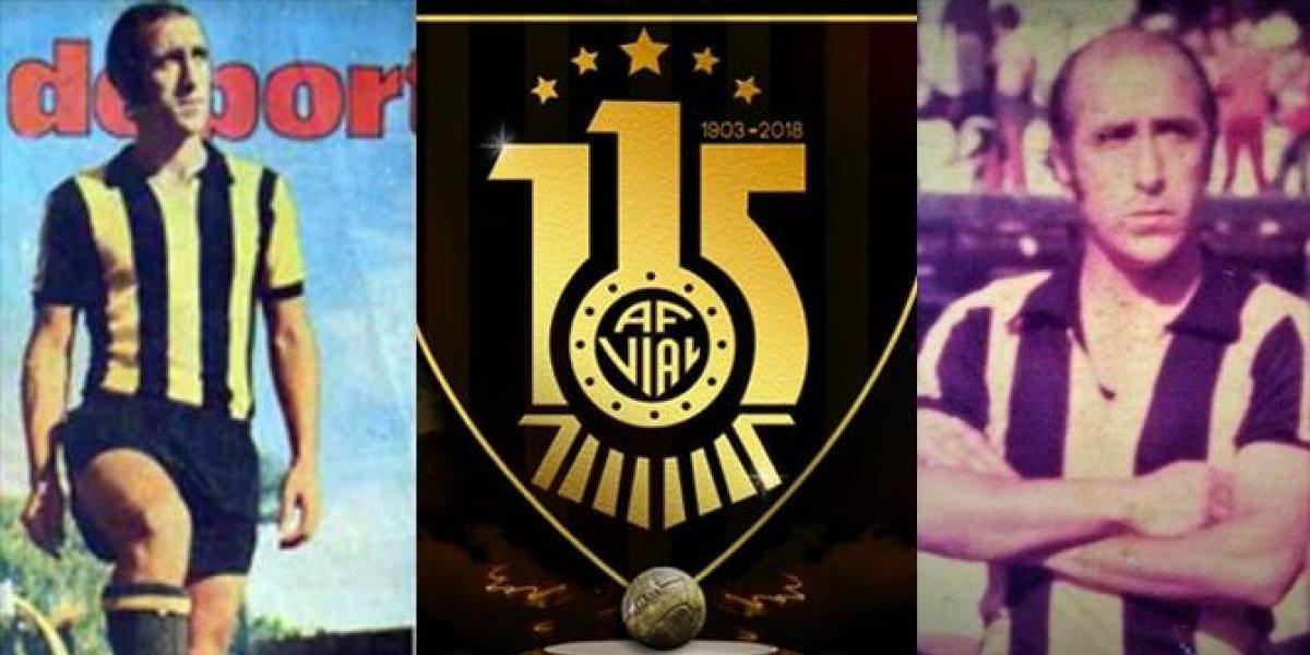 Concepción se tiñe de aurinegro: Fernández Vial celebrará sus 115 años ante Peñarol