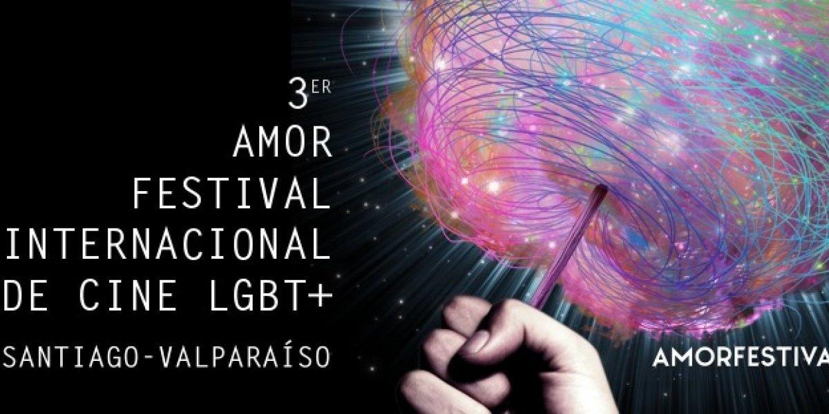 AMOR: Festival Internacional de Cine LGBT+ presenta su tercera edición