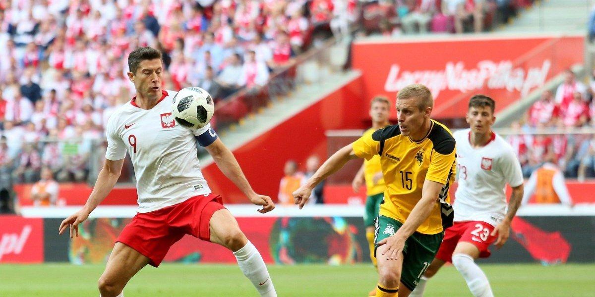 ¡El terror de Colombia! Lewandowski llega 'on fire' al Mundial