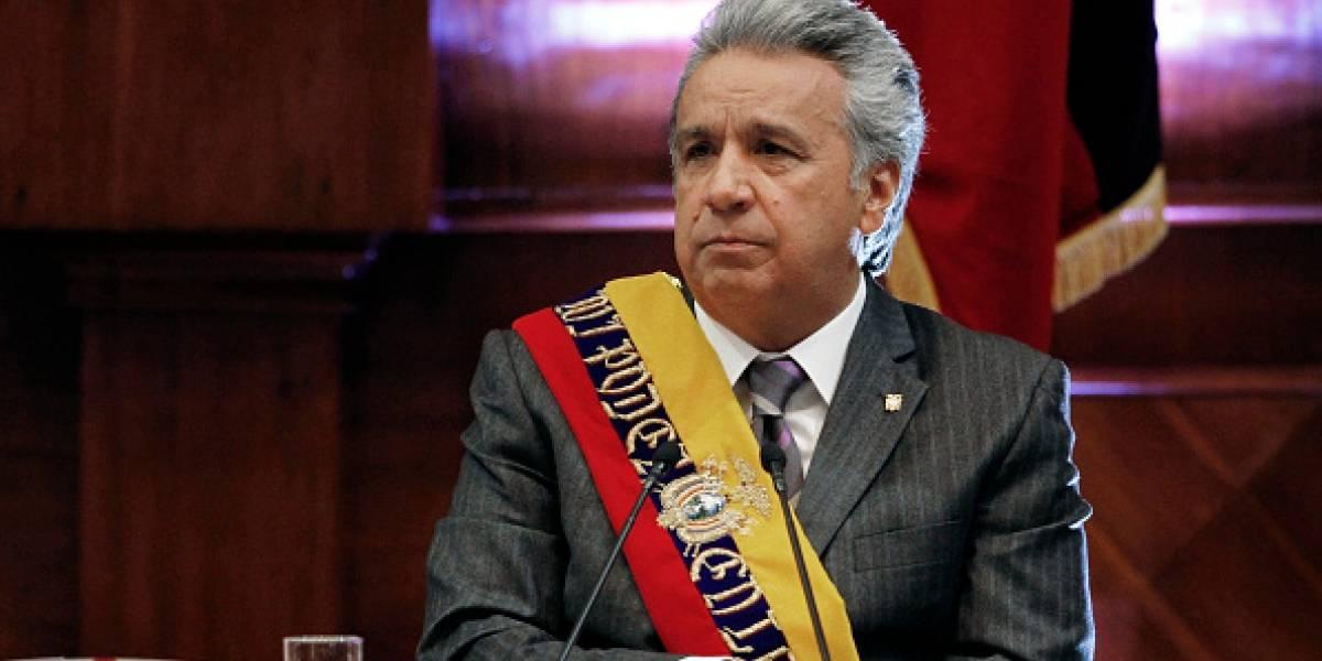 Lenín Moreno enviará una nueva terna a la Supercom