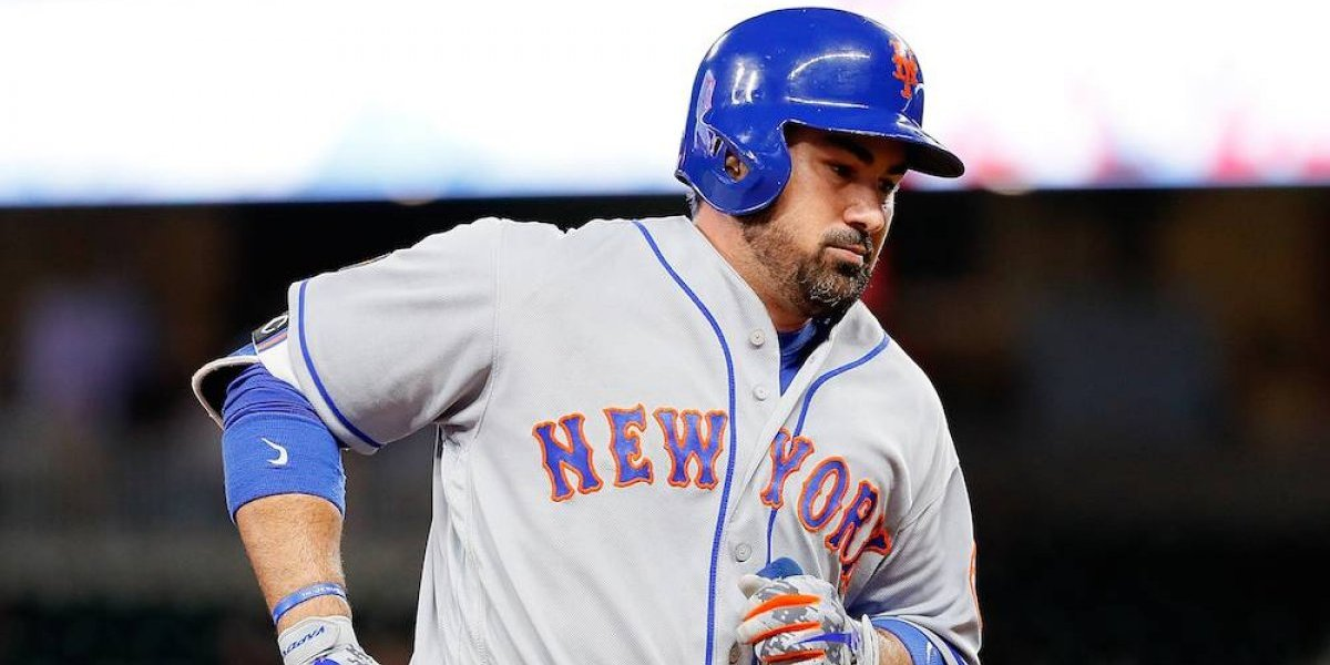 Adrián González envía emotivo mensaje de despedida a los fans de Mets
