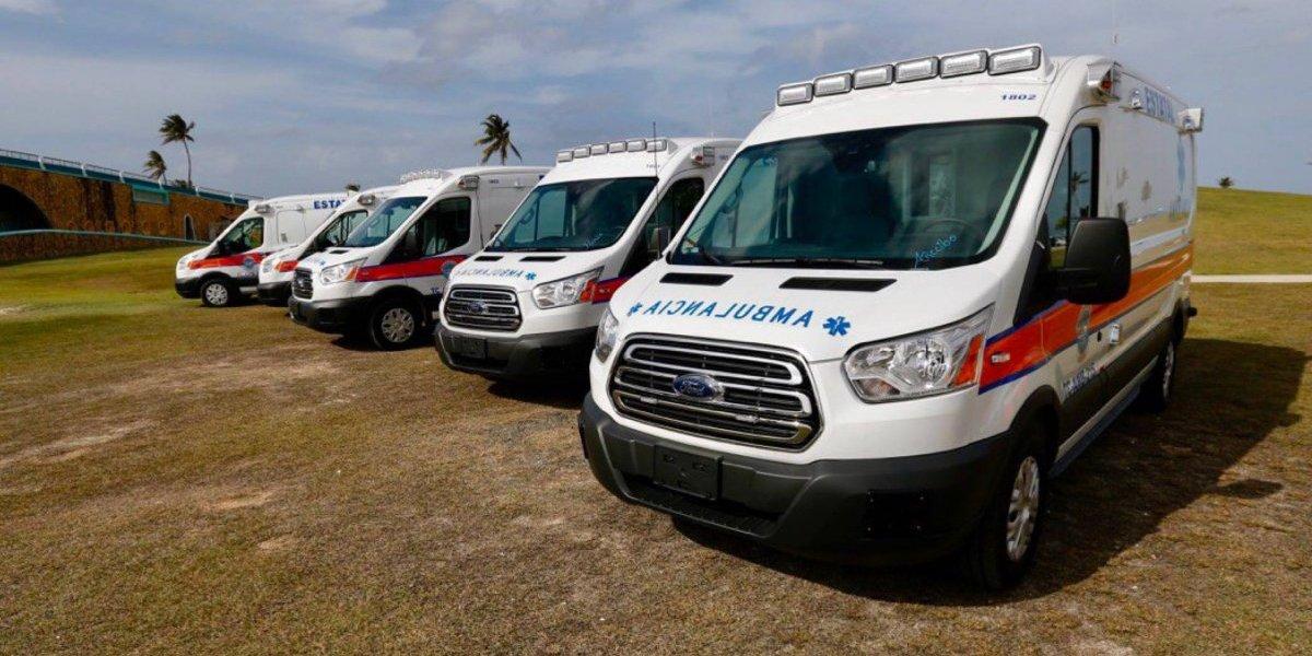 Desembolsan pago total horas extras trabajadas en huracanes a personal Emergencias Médicas
