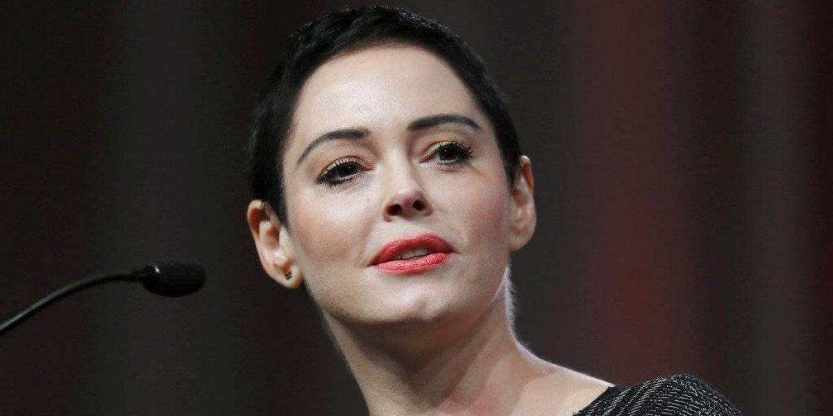 Acusan a actriz Rose McGowan por droga