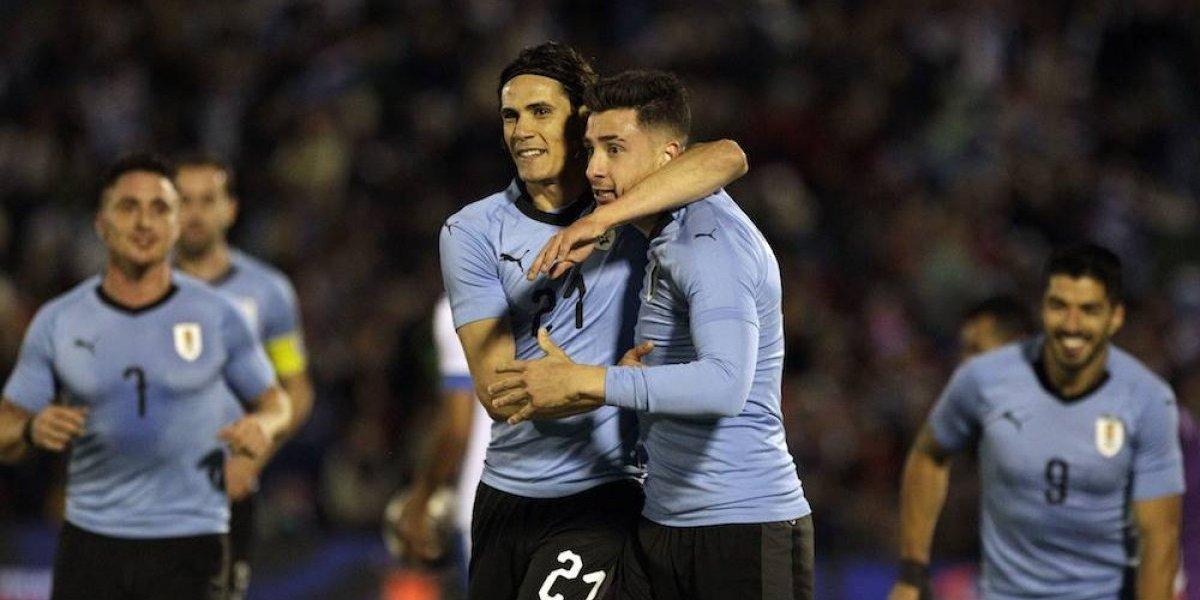 México jugará ante Uruguay en septiembre