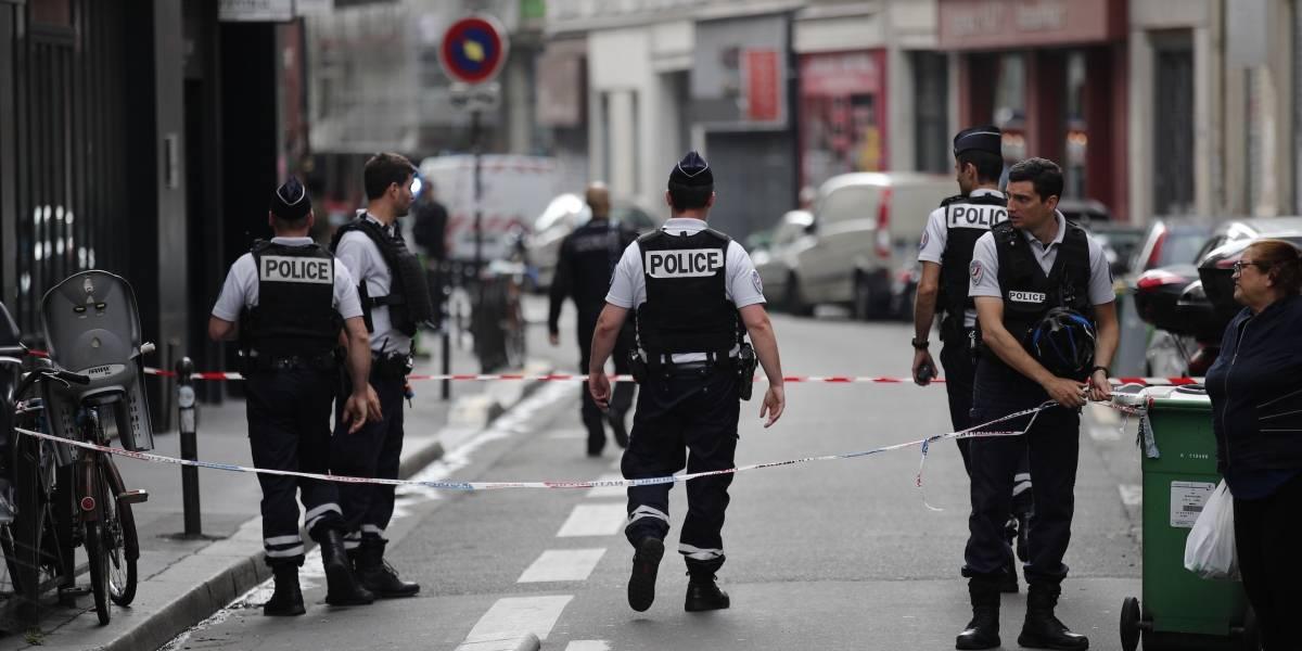 Toma de rehenes en París termina con detención del  secuestrador