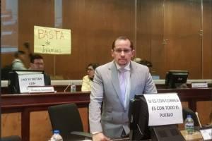 s apoyan a Rafael Correa
