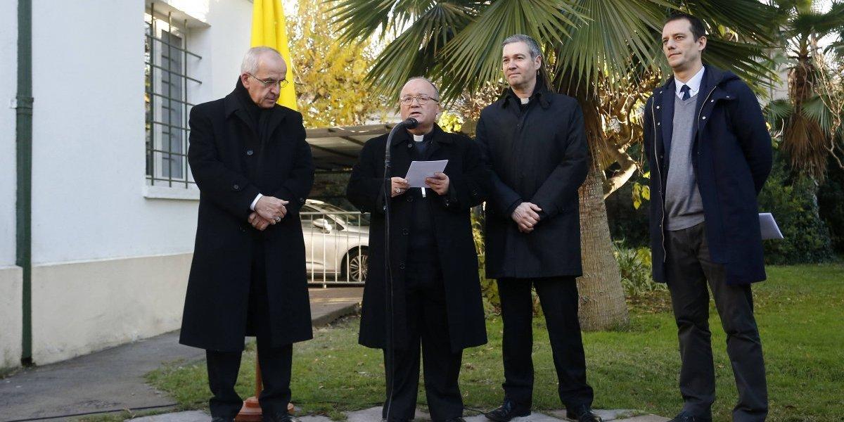 Vaticano se hará cargo:abrirán oficina para centralizar la recepción de denuncias por abuso en Chile