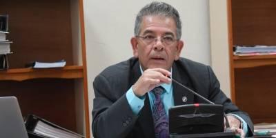 audiencia de primera declaración del caso Manipulación de Justicia