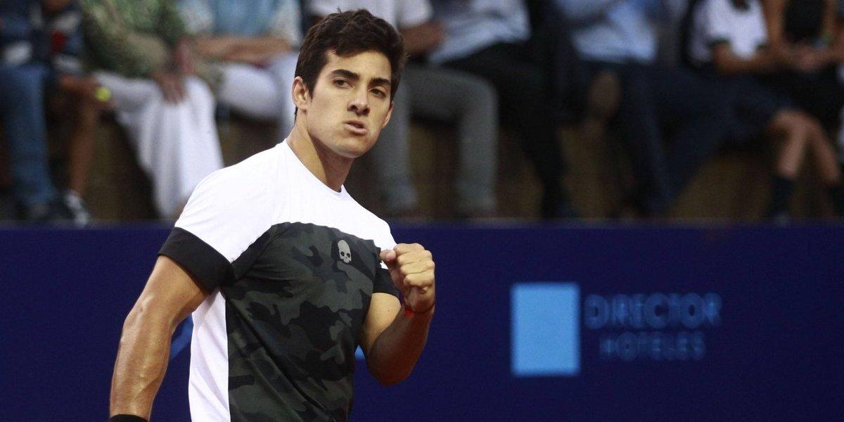 Christian Garín sigue en racha y avanzó a las semifinales del Challenger de Como