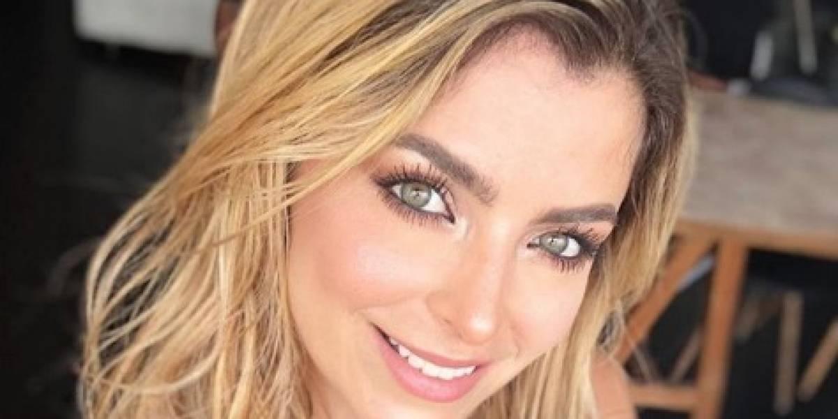 Presentadora deja a todos atónitos tras publicar foto sin brasier