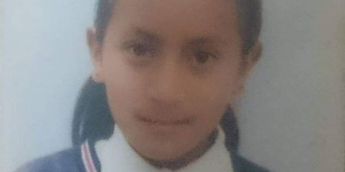 Niña desaparecida en Loja fue encontrada en perfecto estado de salud