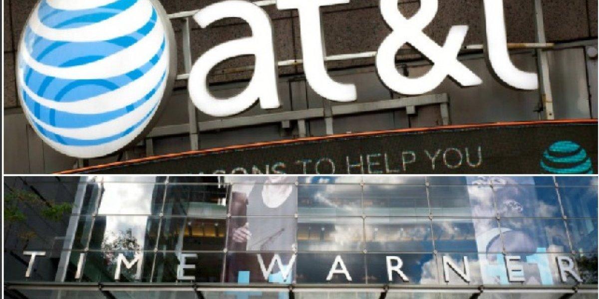 Multimillonaria fusión entre empresas dueñas de DirecTV y CNN está en manos de un juez