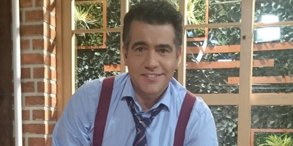 Carlos Calero regresa a la televisión con este programa