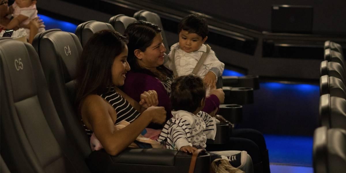 Las mamás guatemaltecas tendrán una sala de cine