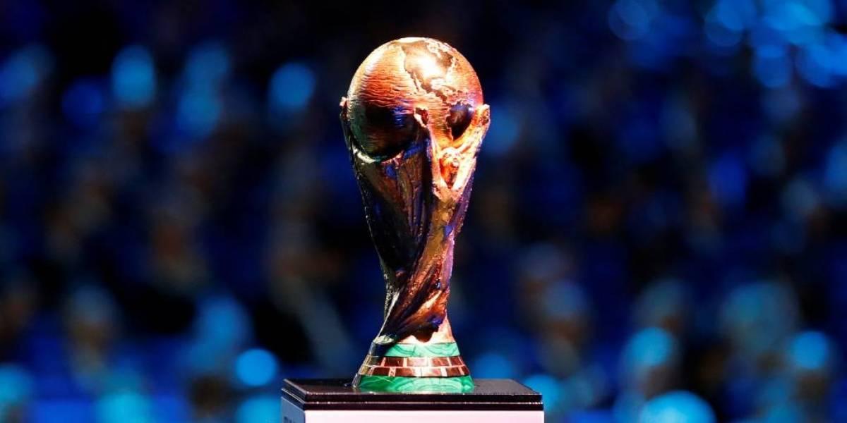Infografía ¿Qué tanto sabes  de la Copa del Mundo?