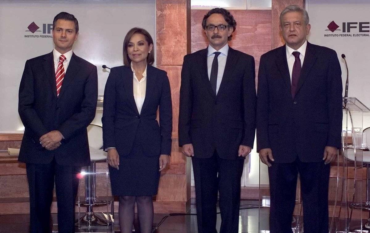 Gabriel Quadri era candidato de Nueva Alianza Foto: Cuartoscuro