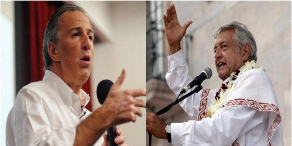 Panistas denuncian a AMLO y a Meade ante PGR