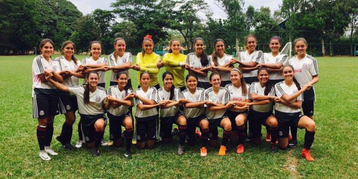 Selección mexicana de futbol femenil pierde la Final