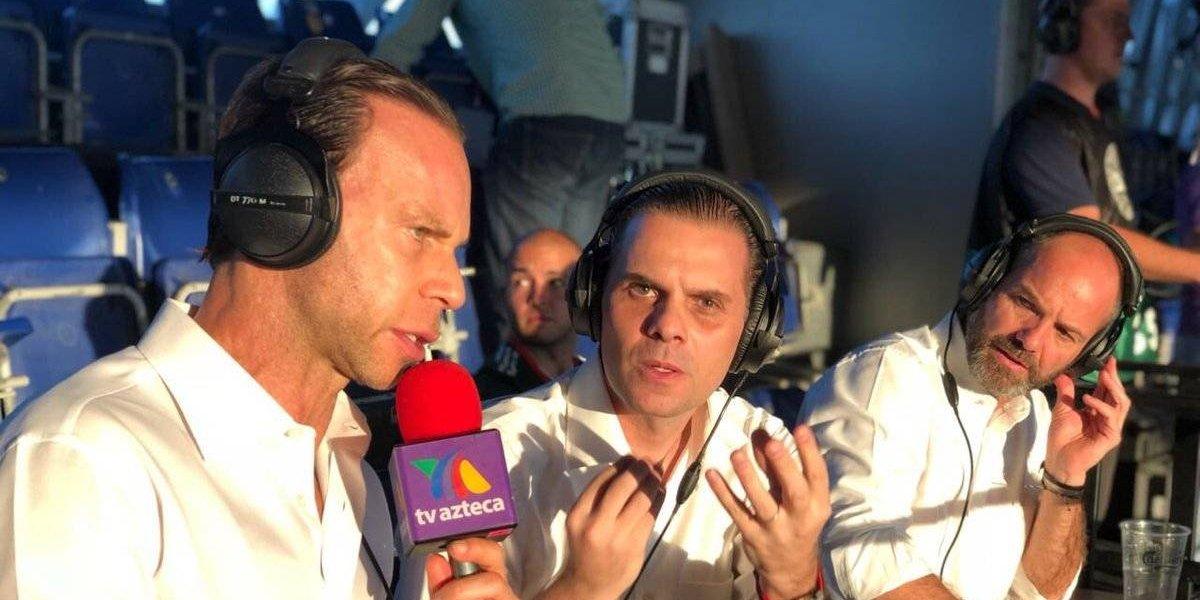 ¡Tómala! Martinoli y García trollean a Zague