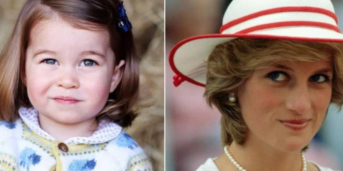 La afición que la princesa Charlotte heredó de su abuela Diana de Gales