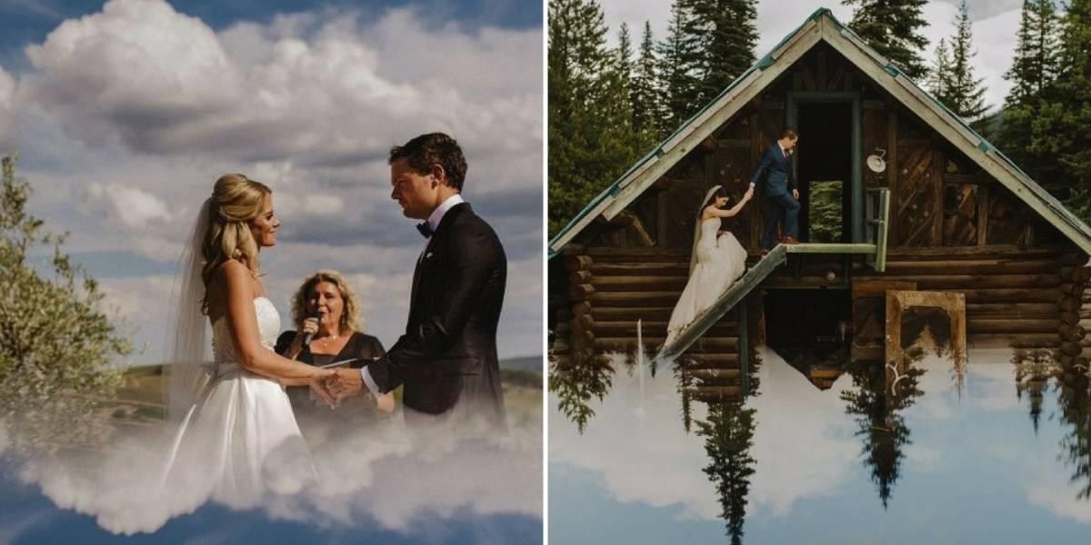 Fotógrafo revela truque simples para que suas fotos saiam com efeitos espetaculares