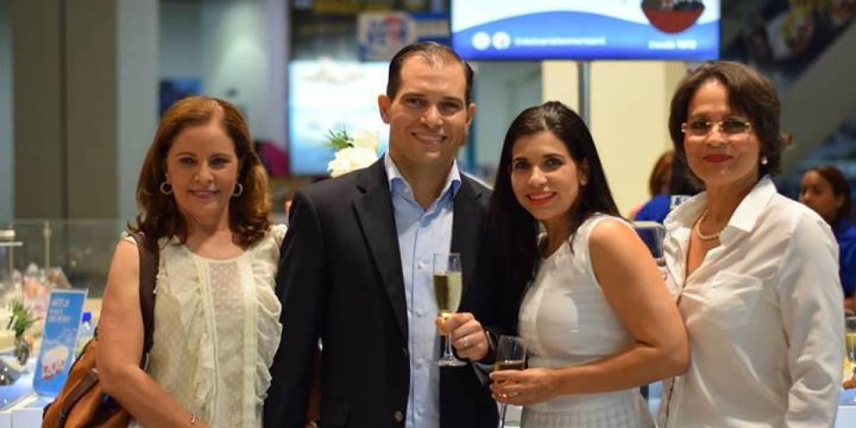 #TeVimosEn: Inauguran sucursal dulces banilejos 'Las Marías' en Megacentro, Santo Domingo Este