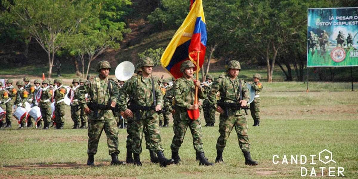 Muere un militar al ser impactado por un rayo en el Catatumbo