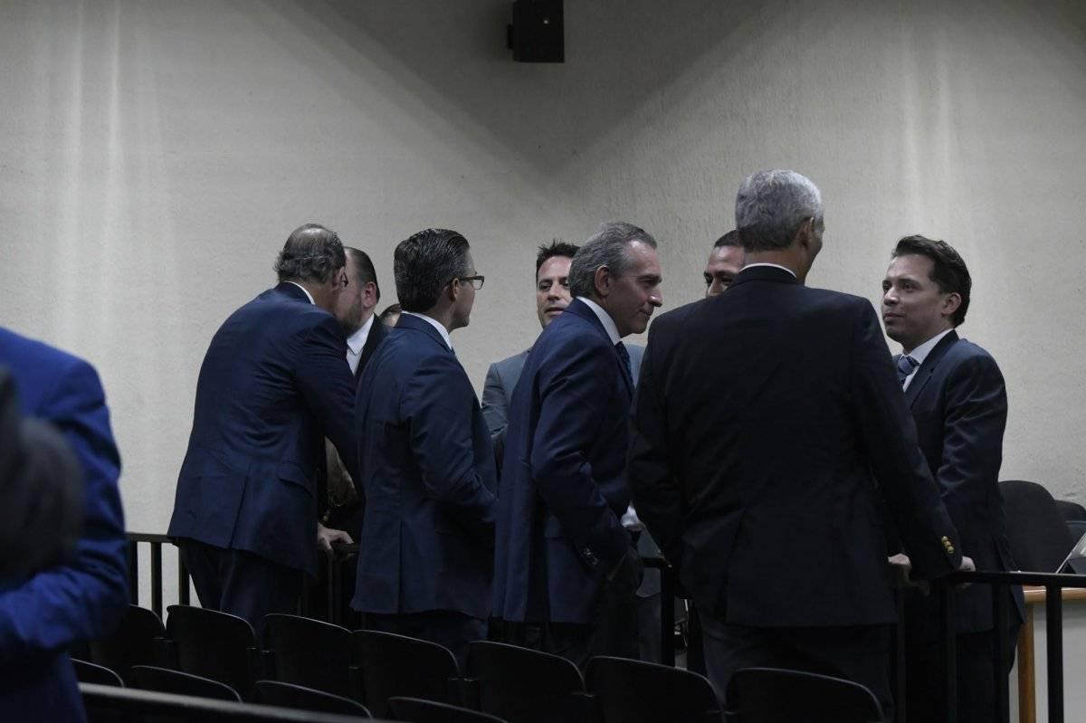Empresarios son vinculados a financiamiento electoral ilícito en favor del partido oficial. Foto: Omar Solís