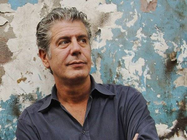 Anthnoy Bourdain