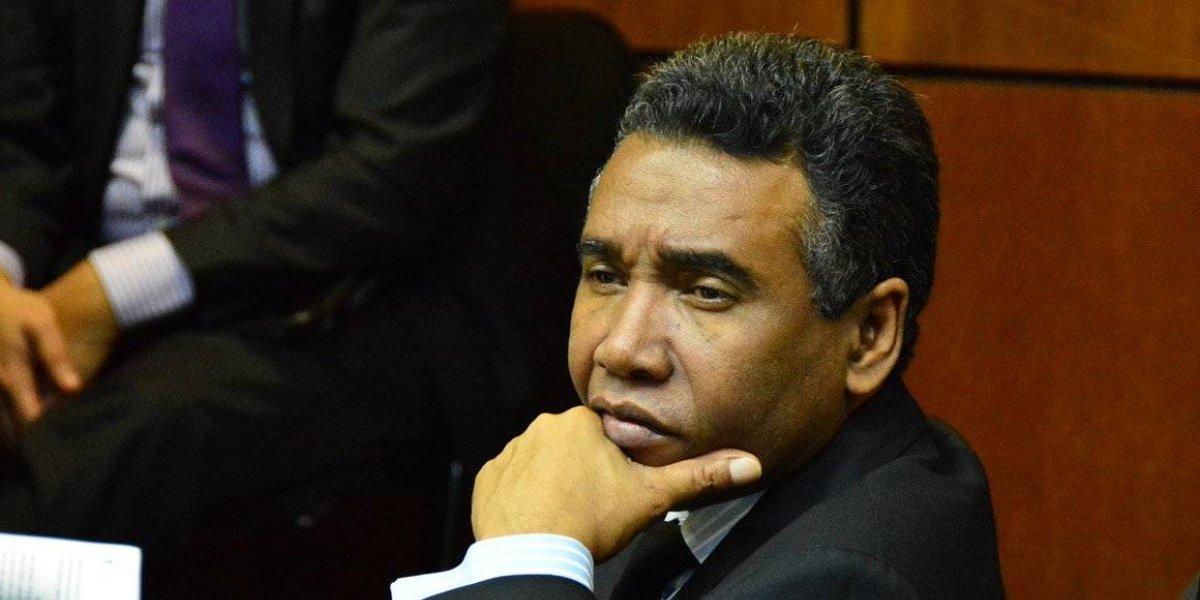 EEUU anuncia congelación de los bienes de Félix Bautista por actos corrupción