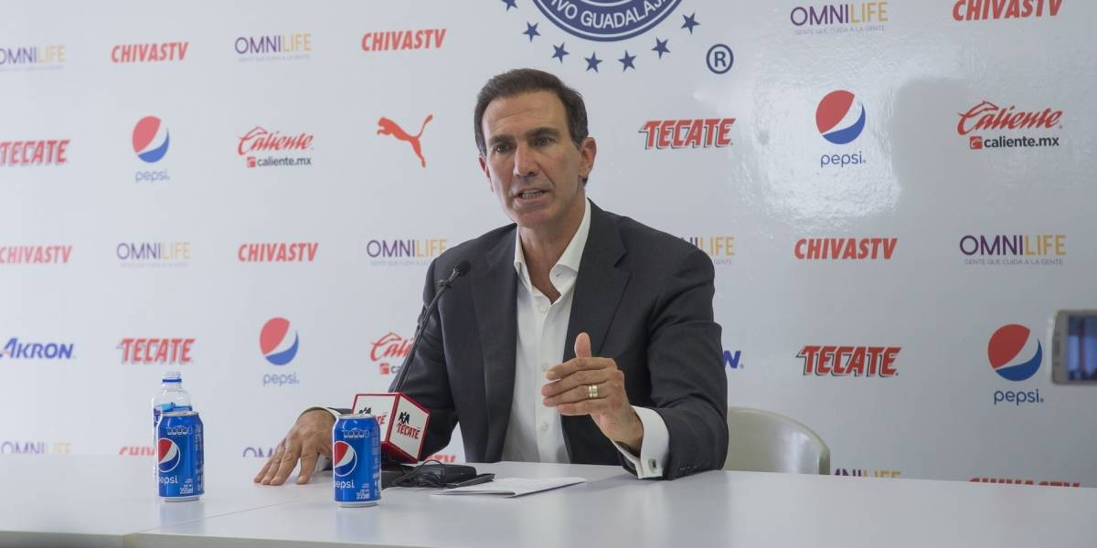 De Anda también se va de Chivas : 'Estoy en deuda con la afición'