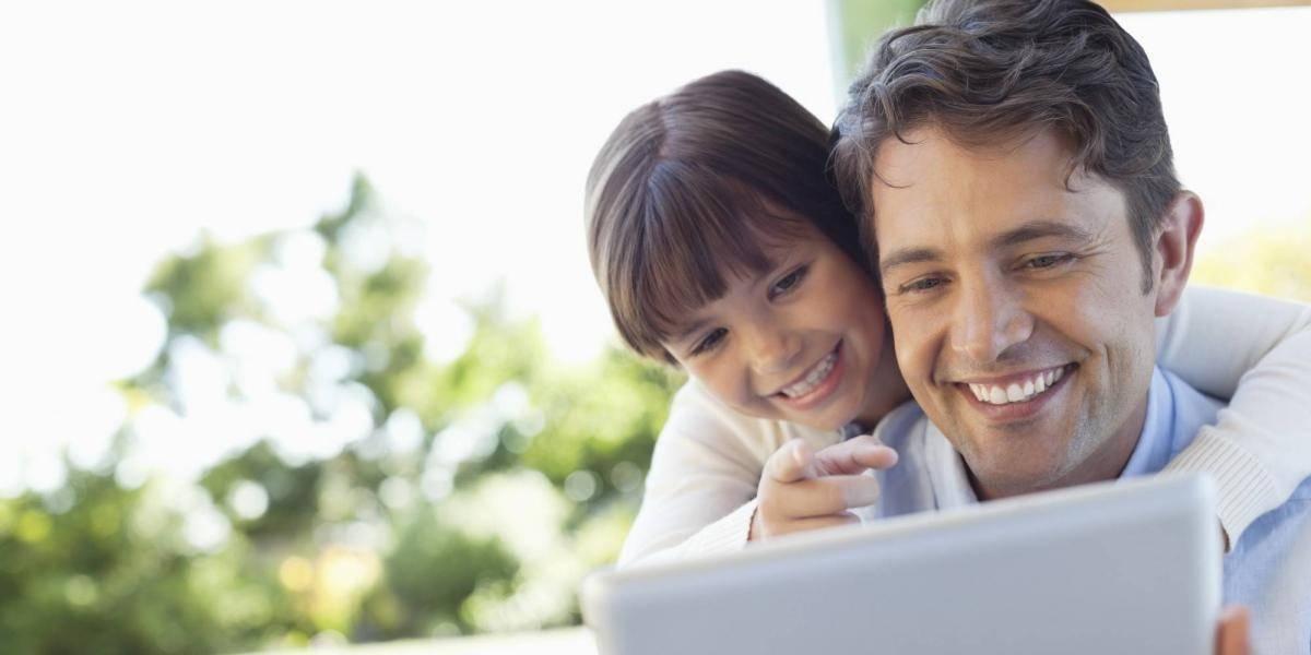 Con los hijos ¿al trabajo?: diputado propone establecer legalmente un día para ir con ellos