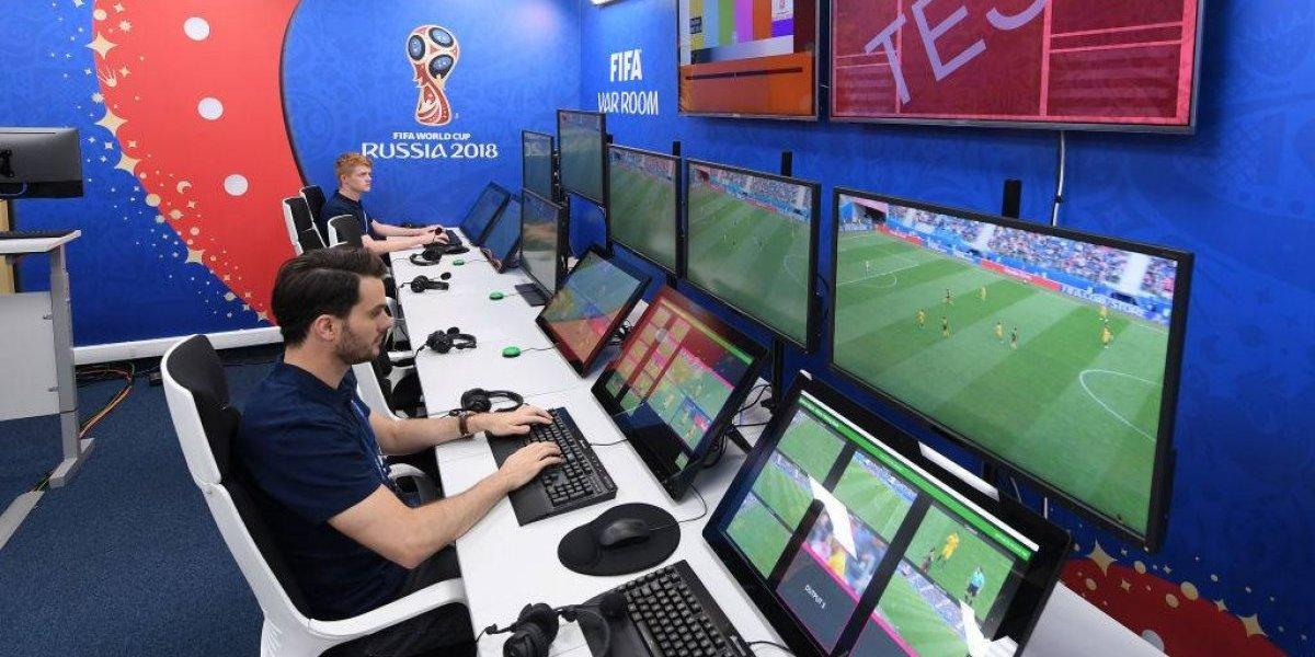¿Qué pasará con el tiempo gastado en el VAR en los partidos de Rusia 2018?