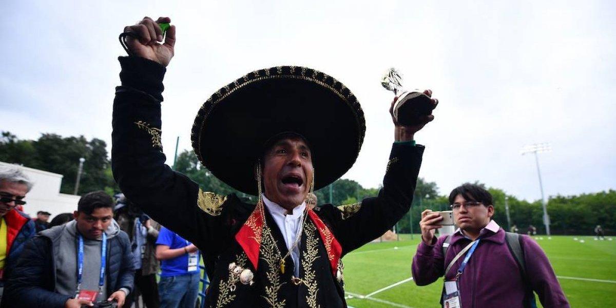 Afición mexicana tendrá el ZOCAFUT para disfrutar del Mundial