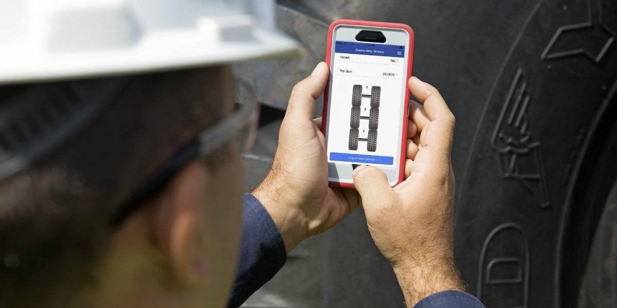 Goodyear actualiza su sistema de monitoreo EMTrack OTR