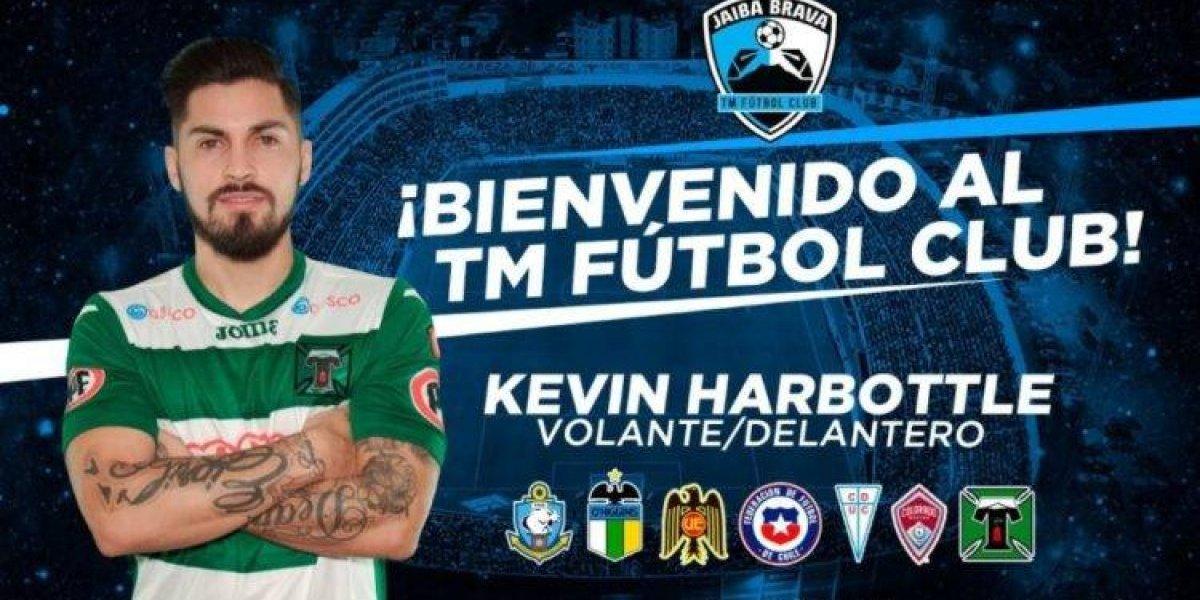 Kevin Harbottle deja Temuco y emprende una nueva aventura en el fútbol extranjero