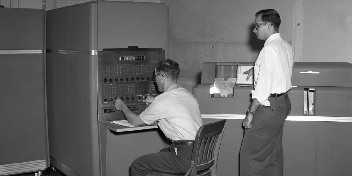 ¿Cuándo apareció la primera computadora en México y cuál fue?