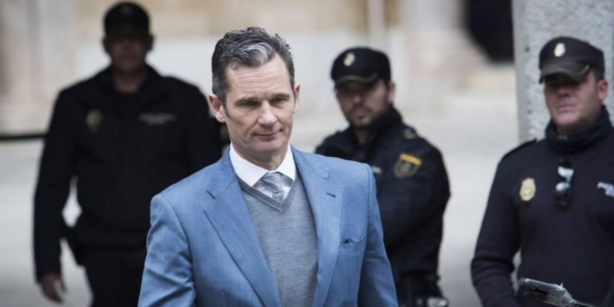 Iñaki Urdangarin, de los palacios reales a la cárcel