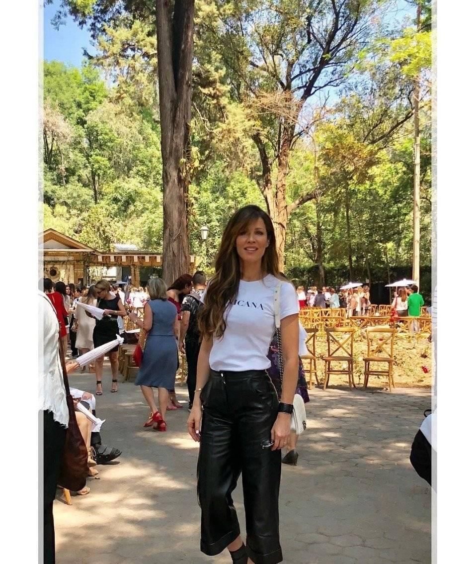 Jaydy/ esposa de Rafael Márquez