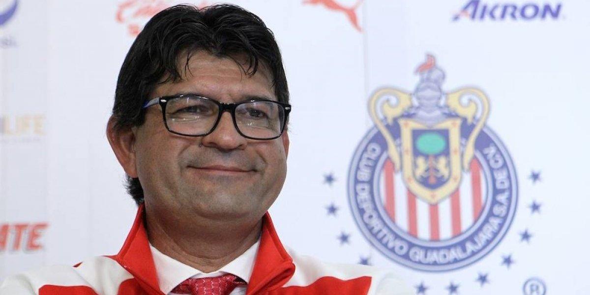 Chivas anuncia a José Saturnino Cardozo como su nuevo entrenador