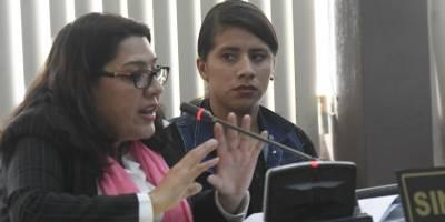 Karla Saraí Cruz es declarada responsable del delito de extorsión