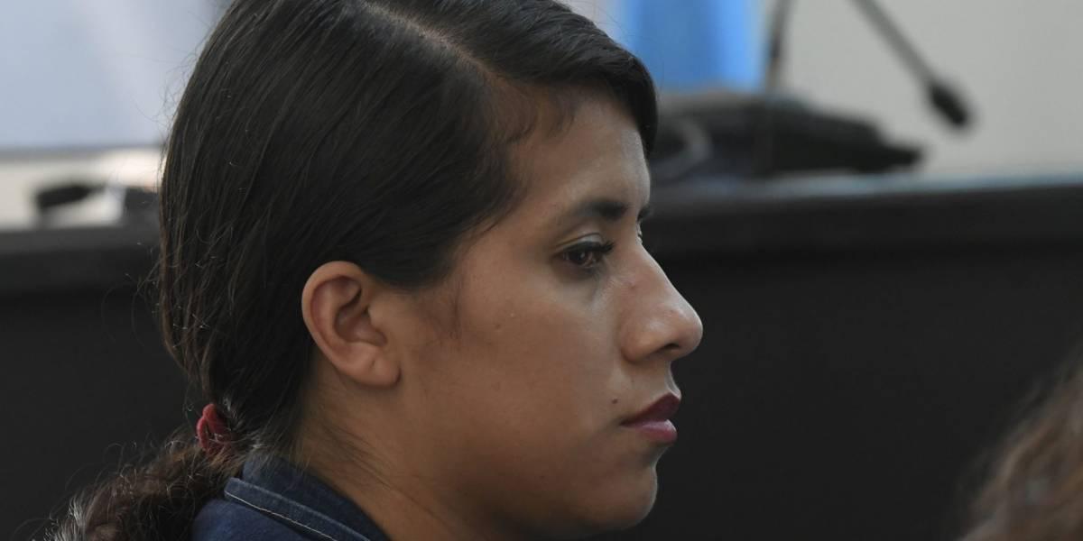 Mujer irá ocho años a prisión por haber cometido extorsión