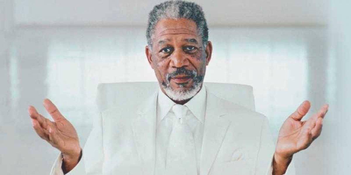 Ni viejo, ni barbudo y tampoco como Morgan Freeman: así es la cara de Dios o al menos así sus seguidores creen que se ve
