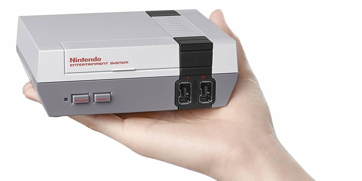 El NES Mini está de vuelta y ya se puede comprar en preventa en México