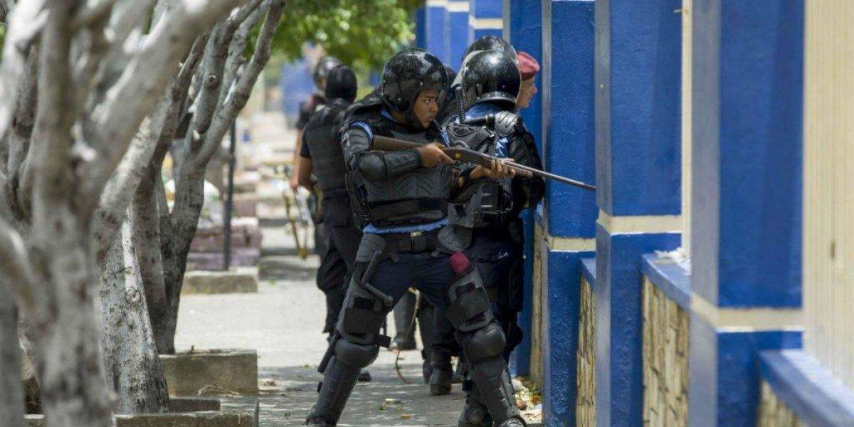 """México reitera llamado al """"cese inmediato"""" de la violencia en Nicaragua"""