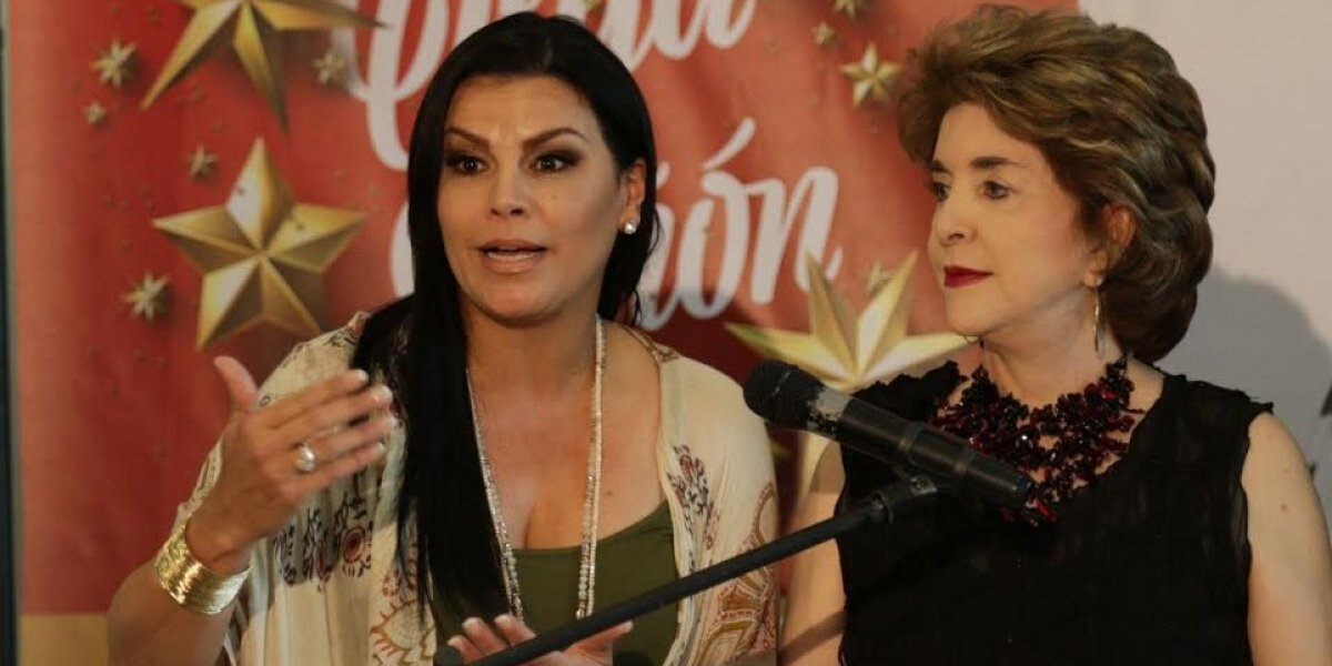 Olga Tañón dará conciertos a beneficio de Fundación Sila María Calderón