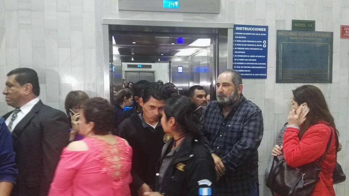 "Osama Ezzat Aziz Aranki, vinculado al caso ""La Línea"". Foto: Jerson Ramos"