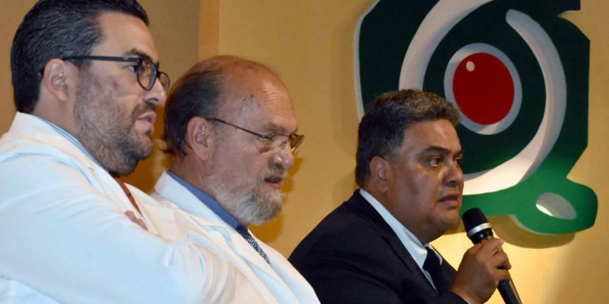 Autoridades mexicanas informan estado de salud de pacientes guatemaltecos
